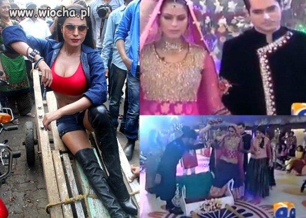 Pakistańska aktorka SKAZANA NA 26 lat więzienia!