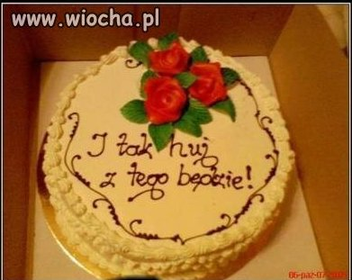 Tort ślubny?