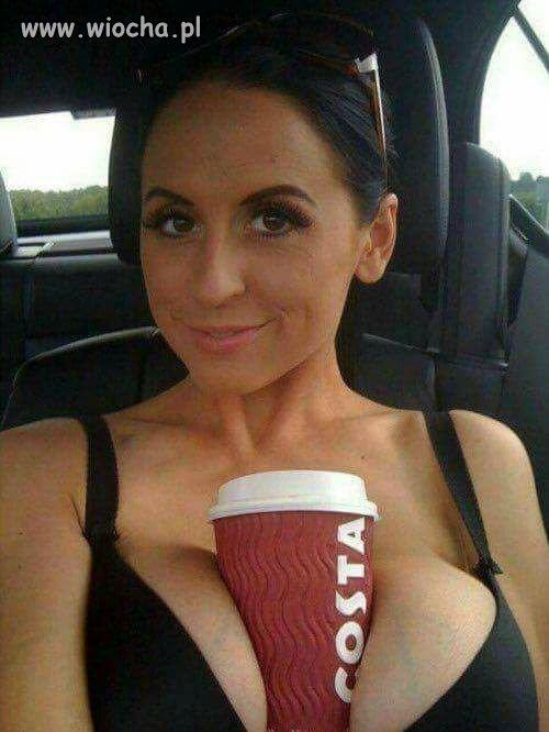 Kawa z rana?