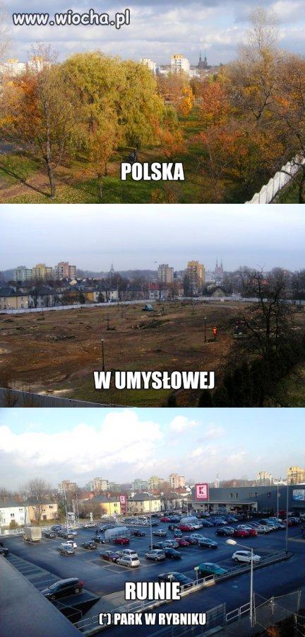 Polska w mentalnej ruinie