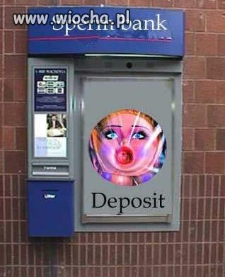 Bank spermy