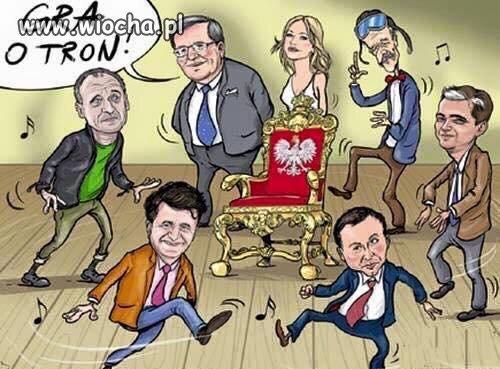 Gra o Tron w wersji polskiej