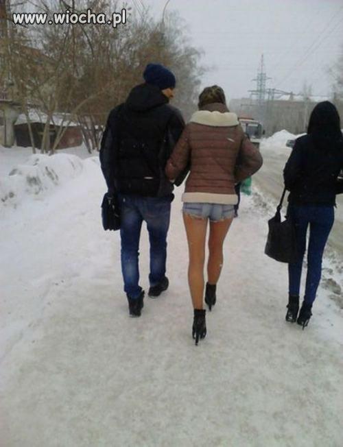 Zima zaskoczyła blogerki.