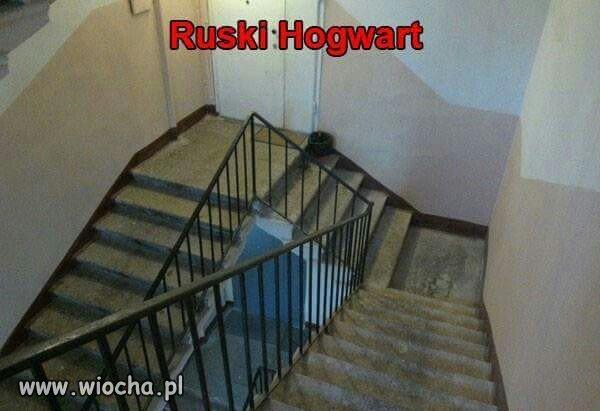 Hogwart po rosyjsku