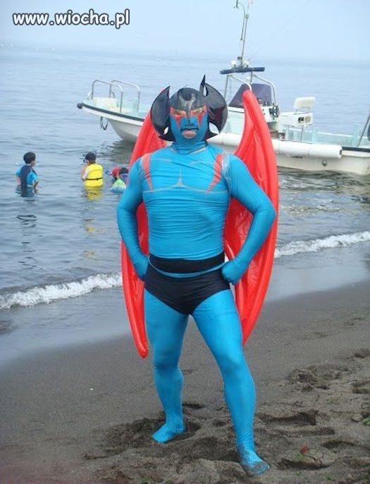 Nowy model stroju kąpielowego