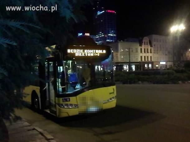 Kierowcy autobusów