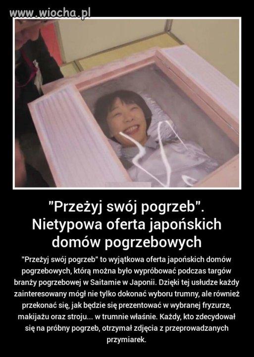 Próbny pogrzeb