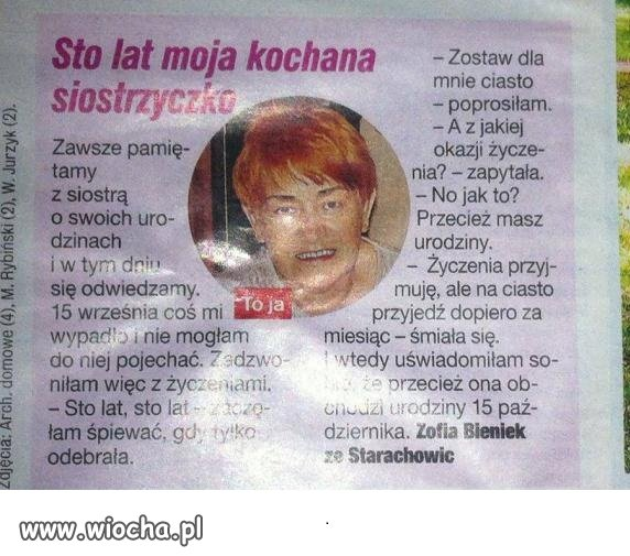 Taka Zofia