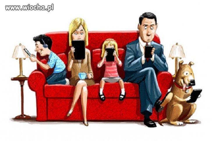 Rodzina XXI wieku.