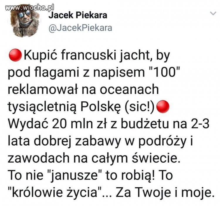 Polska produkuje najlepsze jachty w Europie.