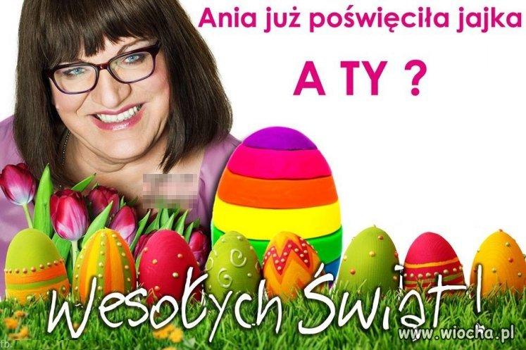 Święta z jajami