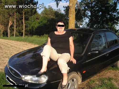 Seksi babcia
