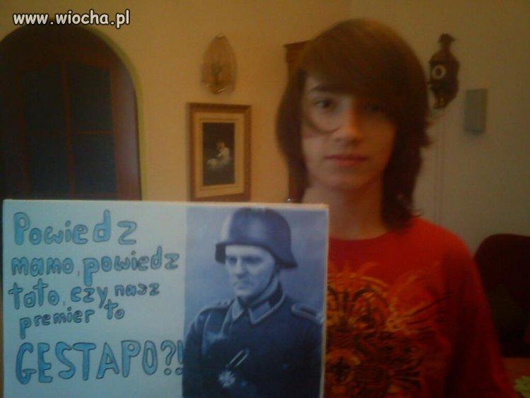 Tusk Gestapo