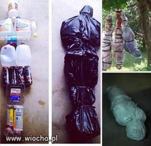 Tak wyrzucam śmieci