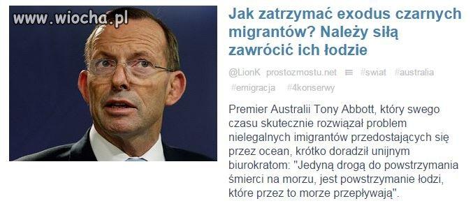 Mądry premier
