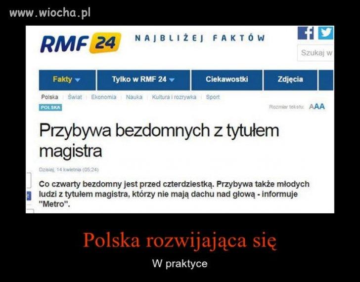 Polska gospodarczą potęgą