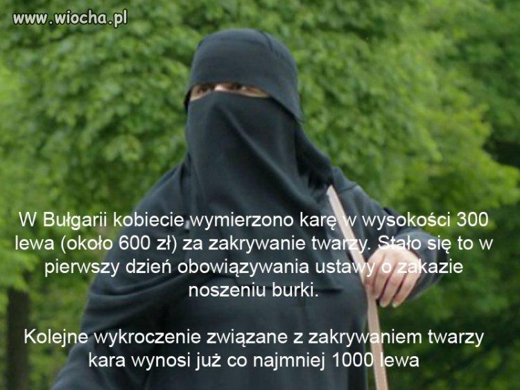 W Bułgarii pierwsze kary