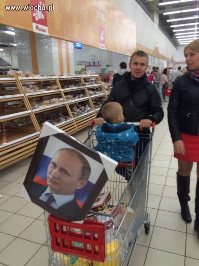 A w Rosji Śwęta