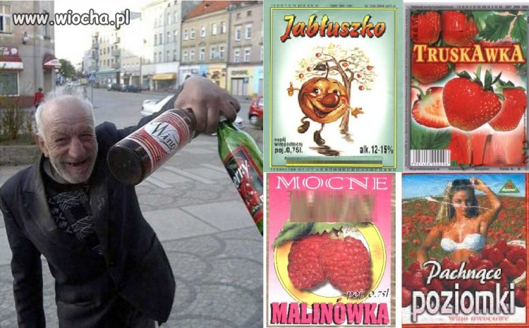 Prawdziwy Patriota wspiera polskie owoce!!!