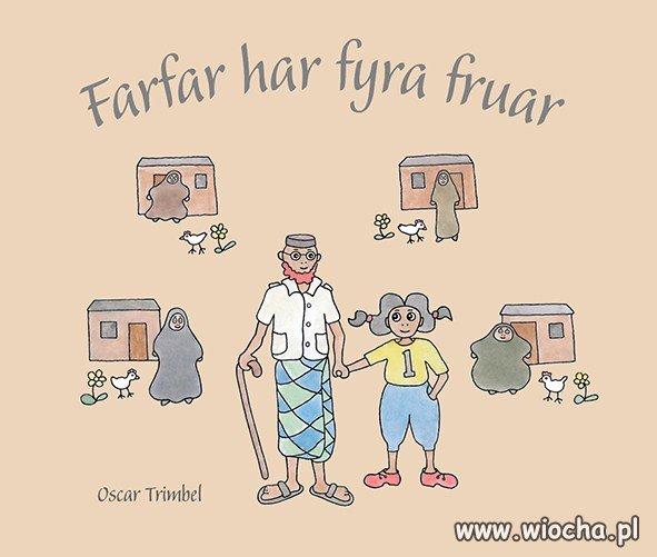 Książeczka dla szwedzkich trzylatków