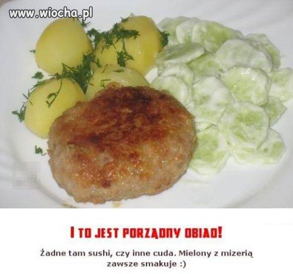 Polski obiadek...