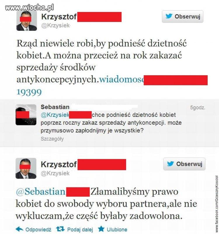 Panie Krzysztofie