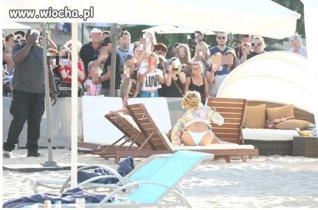 Rihanna w Sopockim ZOO...