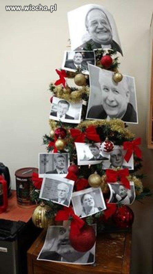 A u mnie w domu już świąteczna atmosfera.