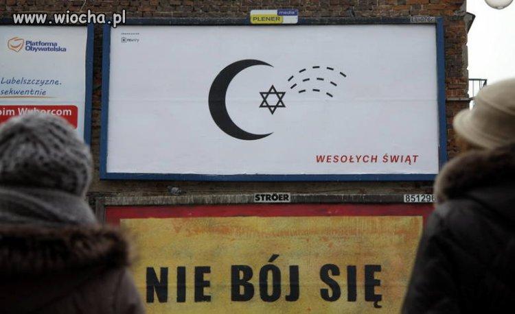 A w Lublinie swiąteczne multikulti
