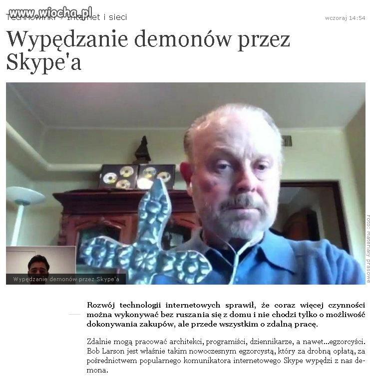 A wy narzekacie, że roboty w Polsce brakuje...