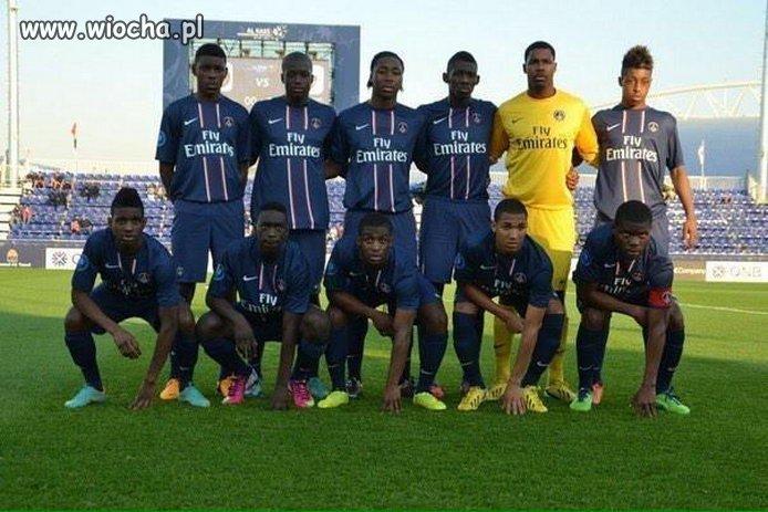 Młodzież Paryż PSG