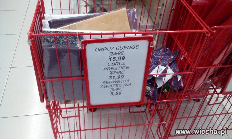 """""""Obruzy"""" w promocyjnej cenie"""