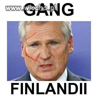 Gang Finlandii!