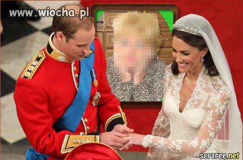 Podczas ślubu