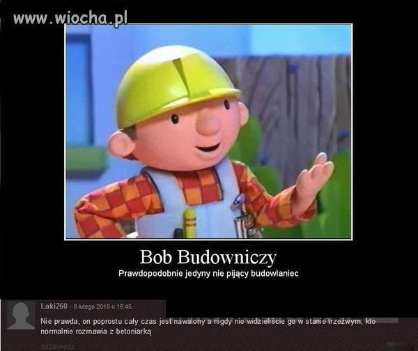 Cała Prawda o Bobie Budowniczym