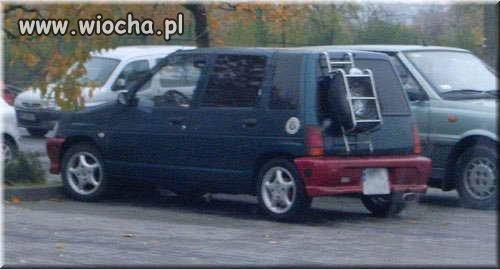 Terenowe auto