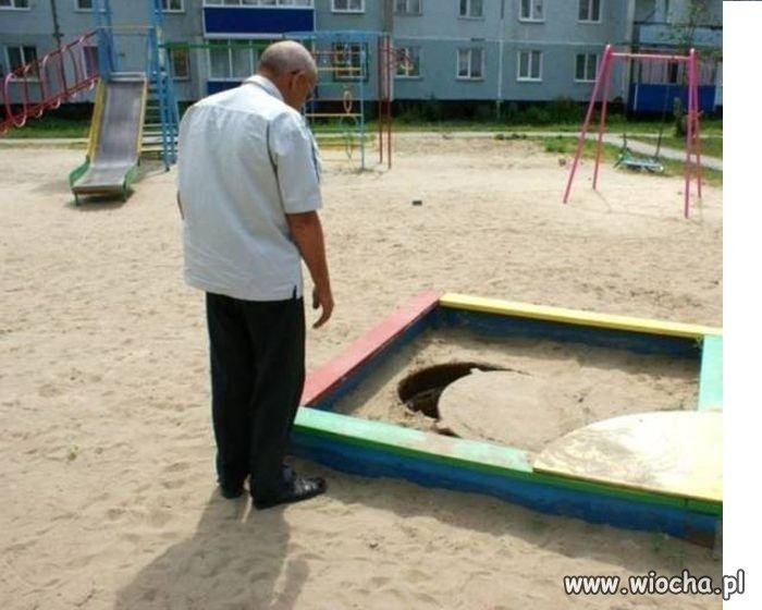 Rosyjska piaskownica