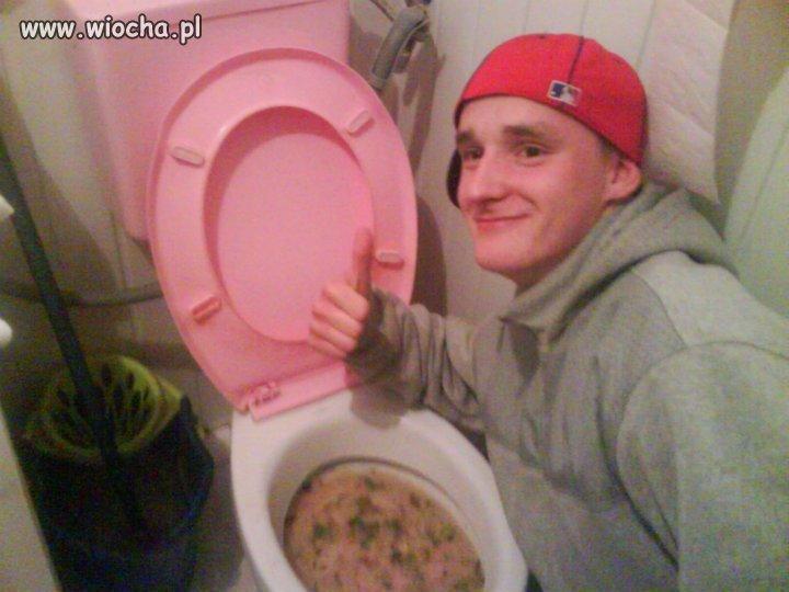 Zupa kiblowa.