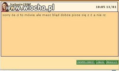 Ah te polskie szkoły.