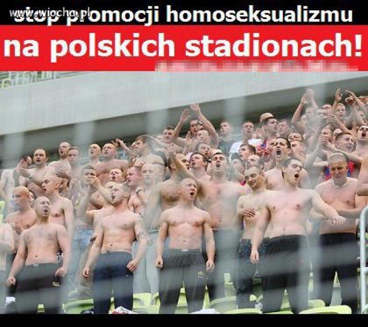 Stop promocji homoseksualizmu