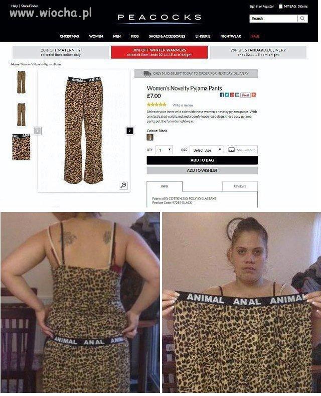 Spodnie z gumką