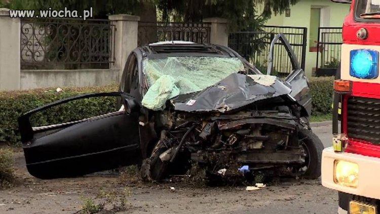 Murowana Goślina, świeżo upieczony kierowca 18l