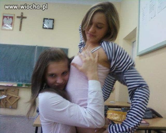Macanko...w klasie