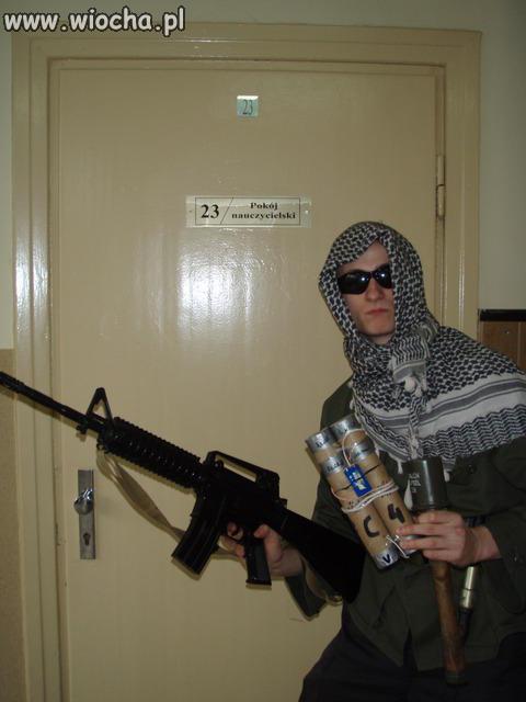 Szkolny Osama.