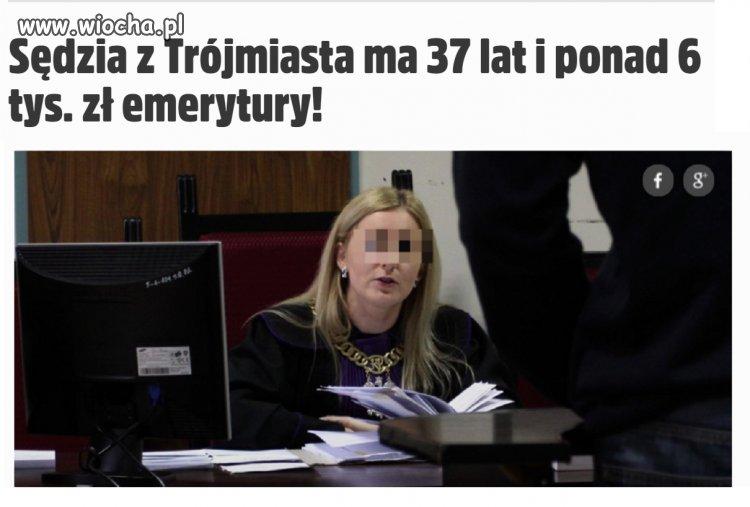 Sedzina prezydenta Sopotu.6700 z ZUSu