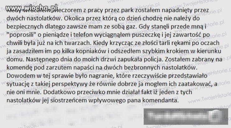 To jest w�a�nie polska..
