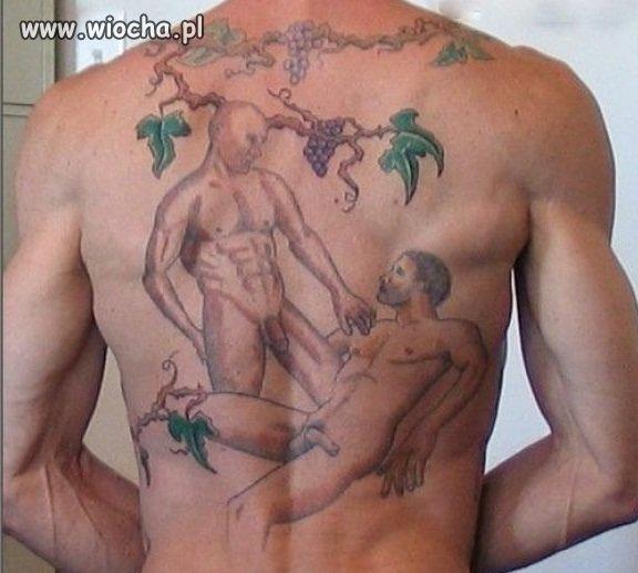 Tatuaż dla kochających inaczej