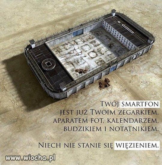 Życie czy smartfon