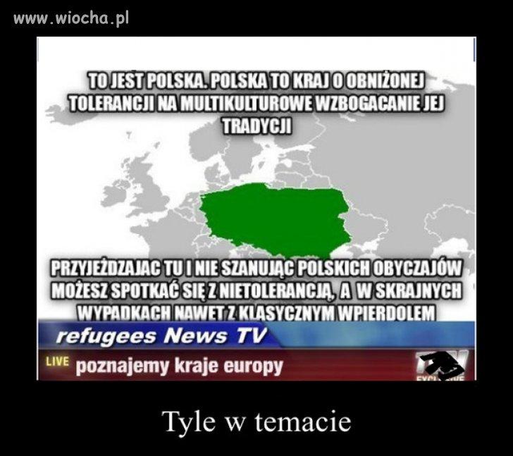 Poznajemy kraje Europy