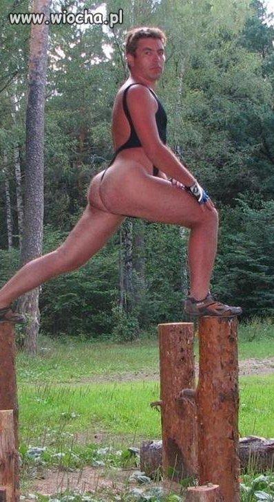 Poranna gimnastyka